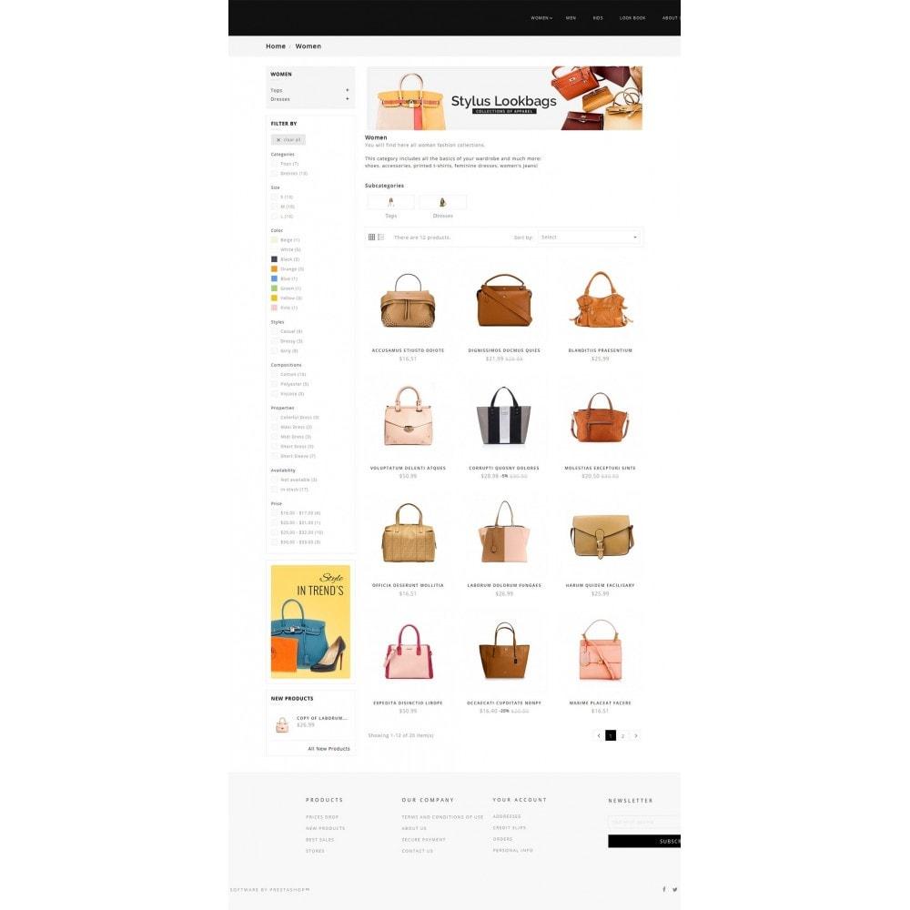 theme - Moda & Calzature - Fashion Bag Store - 4