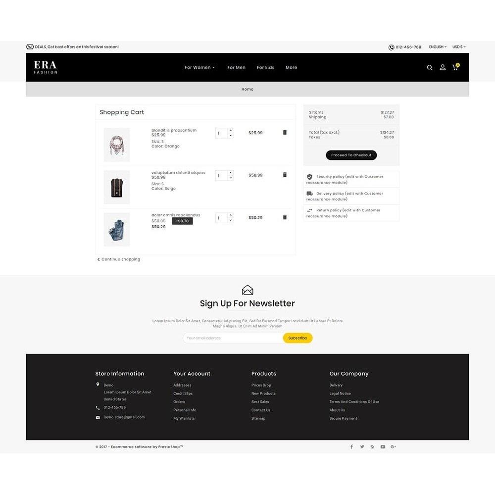 theme - Mode & Schuhe - Era Fashion Store - 7