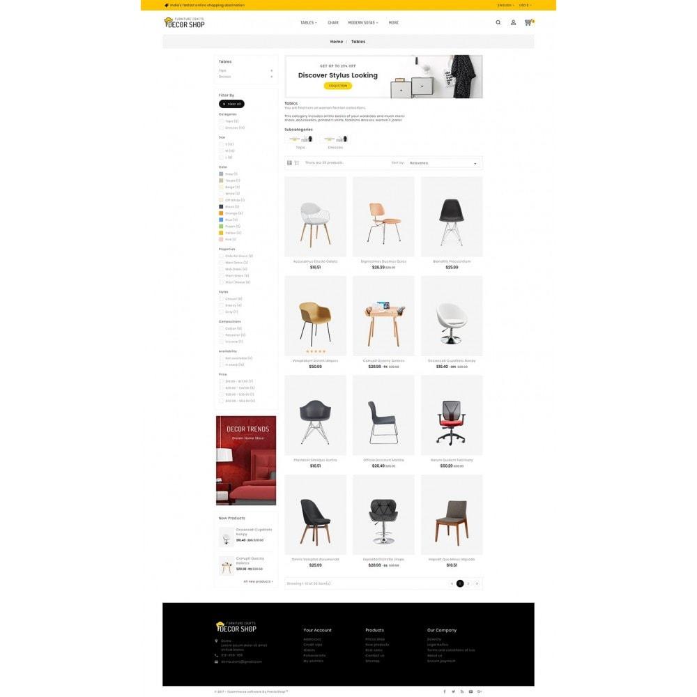theme - Maison & Jardin - Decor Furniture Shop - 4
