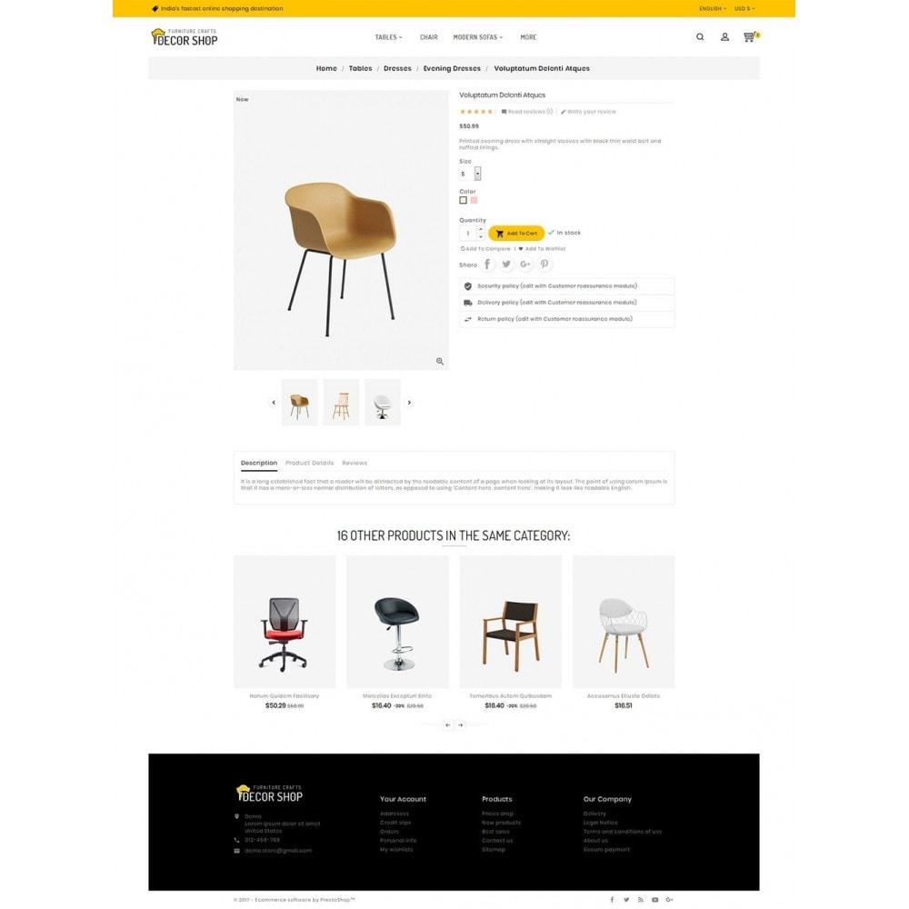 theme - Maison & Jardin - Decor Furniture Shop - 6