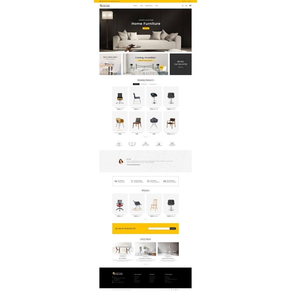 theme - Casa & Giardino - Decor Furniture Shop - 3
