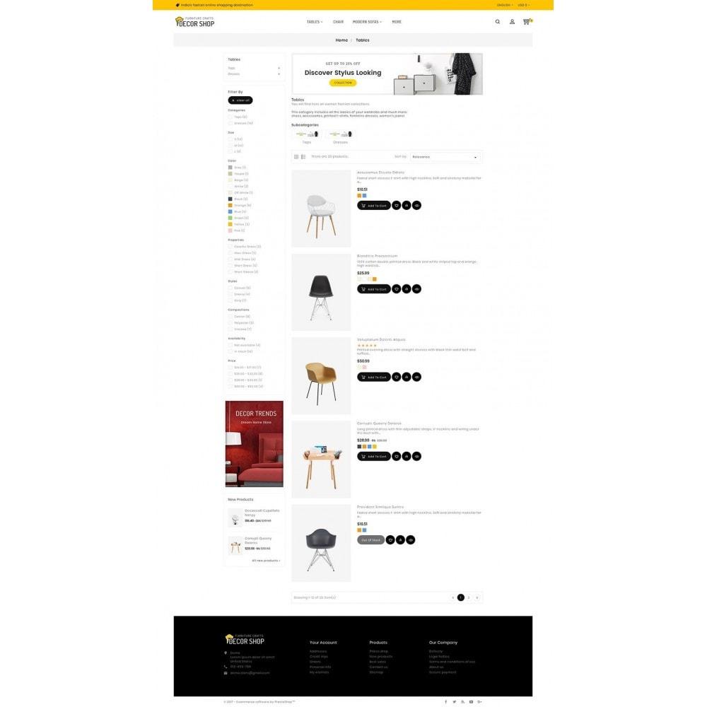 theme - Casa & Giardino - Decor Furniture Shop - 5