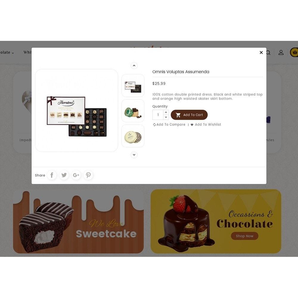 theme - Regali, Fiori & Feste - Chocolate Cream - 8