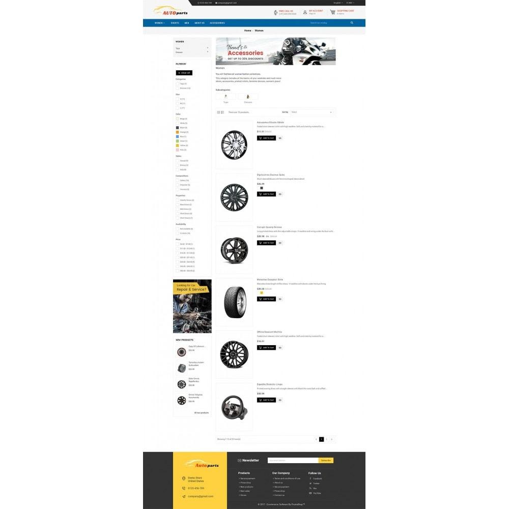 theme - Autos & Motorräder - Auto Parts - 5