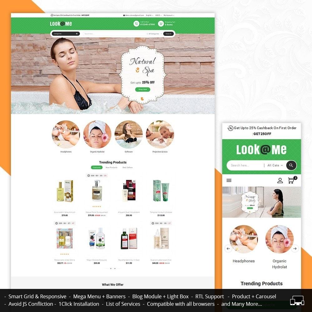 theme - Gesundheit & Schönheit - Look me Body Spa - 1