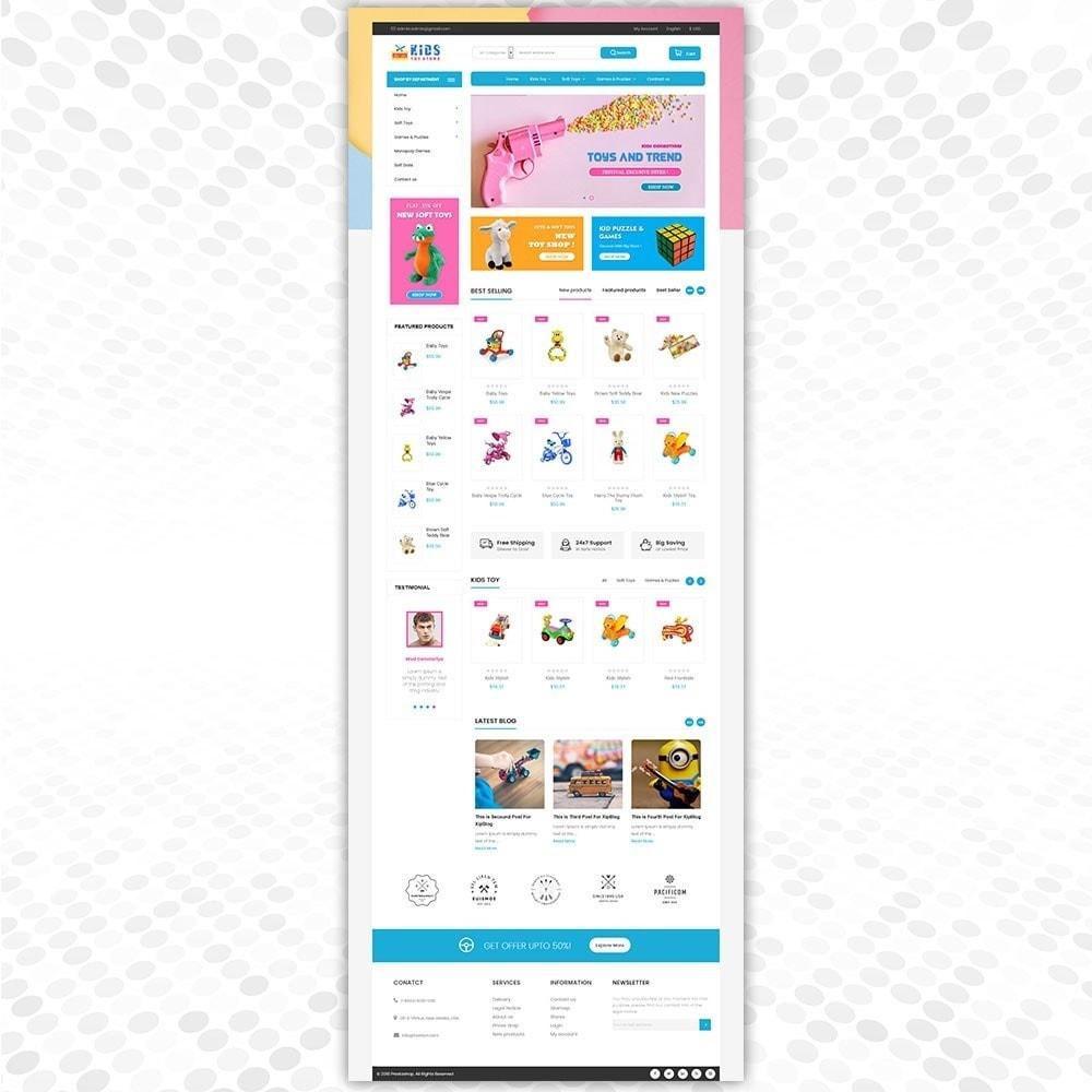 theme - Kinder & Spielzeug - Spielzeugladen - 2