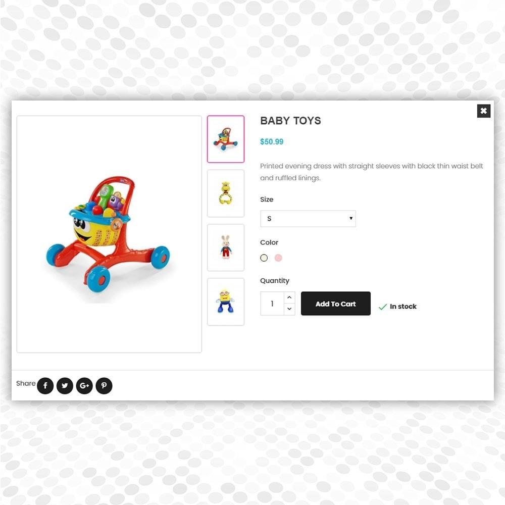 theme - Bambini & Giocattoli - Negozio di giocattoli - 7