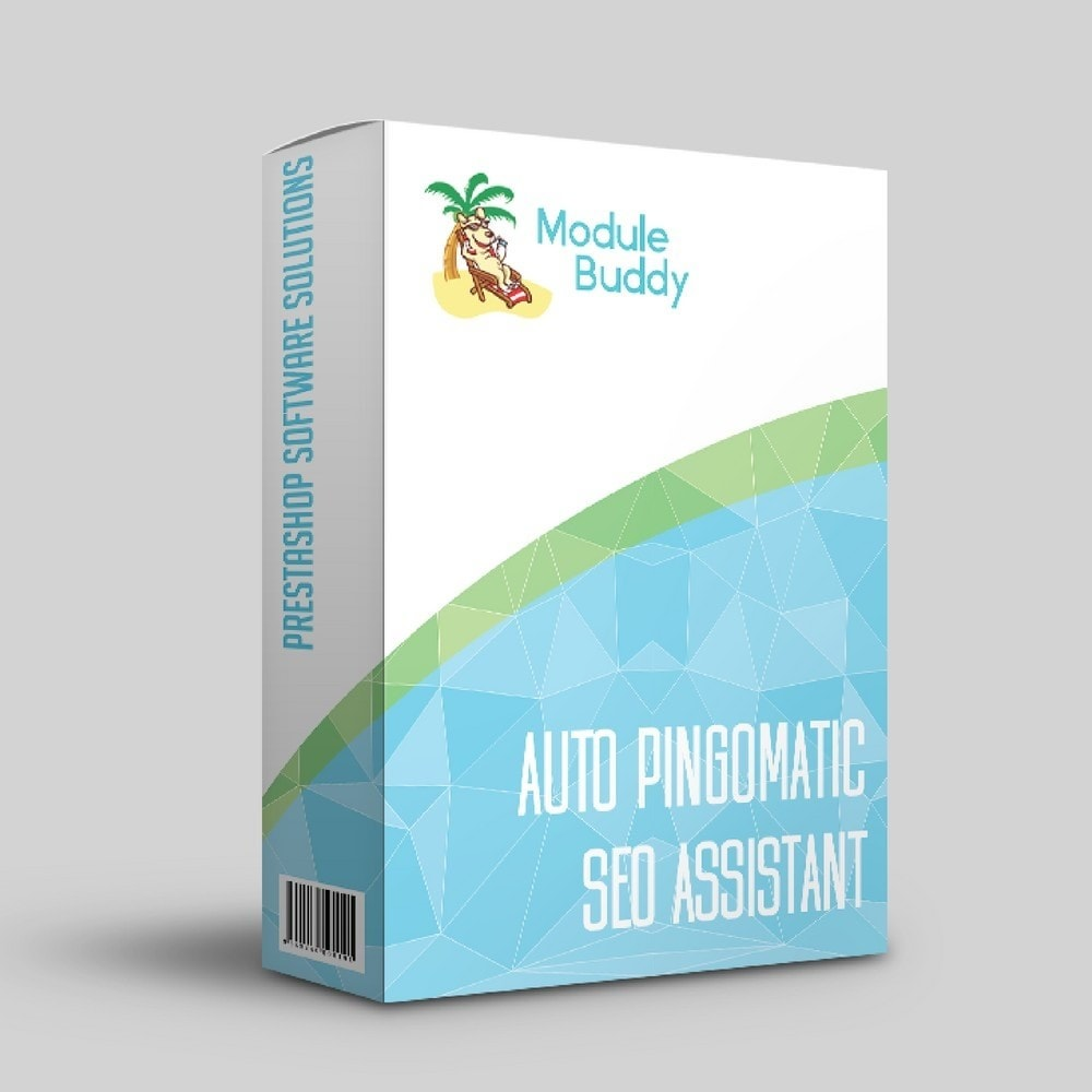module - SEO (Pozycjonowanie naturalne) - SEO Assistant- Auto Ping-O-Matic - 1