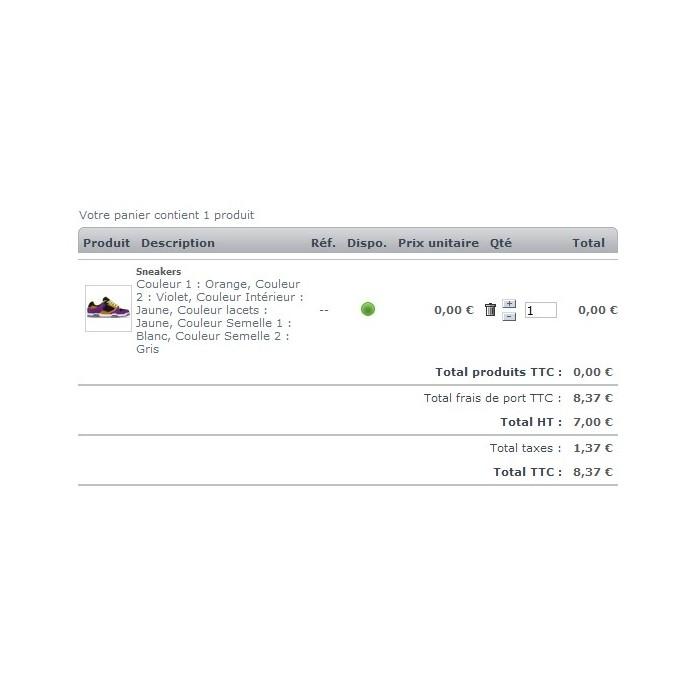 module - Diversificação & Personalização de Produtos - Product customization - 5