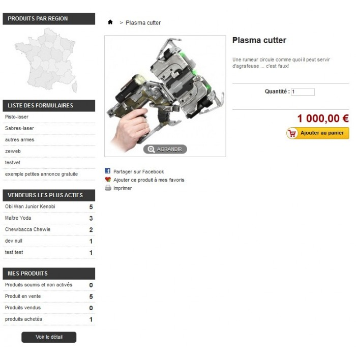 module - Stworzenia platformy handlowej - Reseller - 4