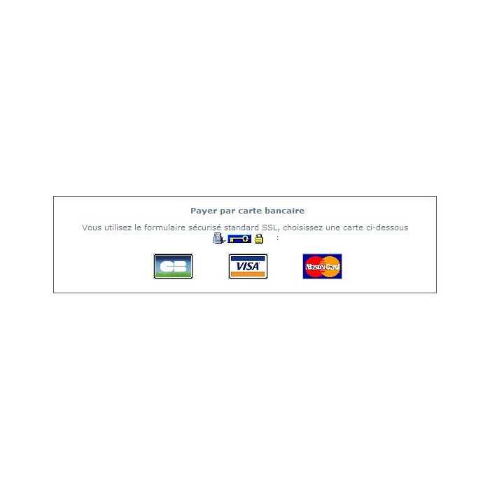 module - Pago con Tarjeta o Carteras digitales - Mercanet 1.0 - BNP Paribas Atos Sips Worldline Atos - 4