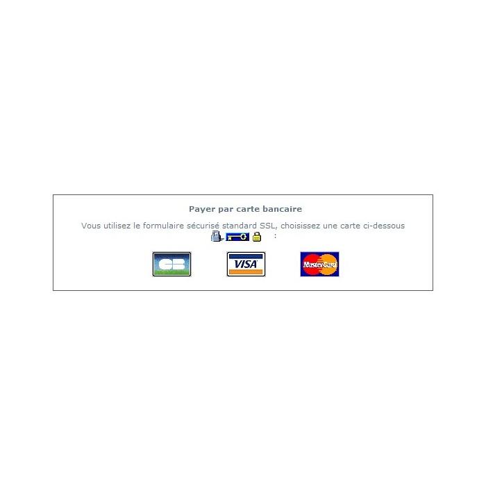 module - Creditcardbetaling of Walletbetaling - Société Générale Worldline Atos SIPS (Sogenactif) - 4