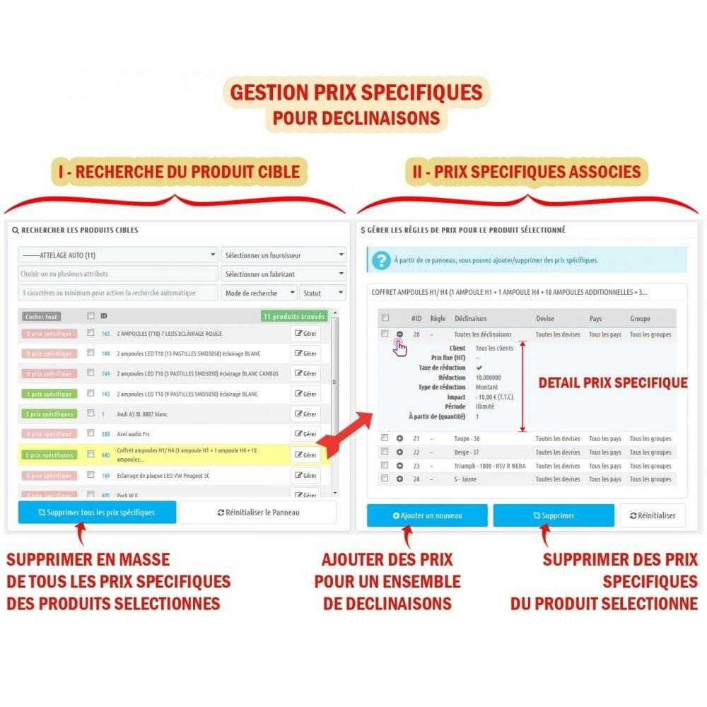 module - Déclinaisons & Personnalisation de produits - WK Gestion en masse des déclinaisons pour vos produits - 10