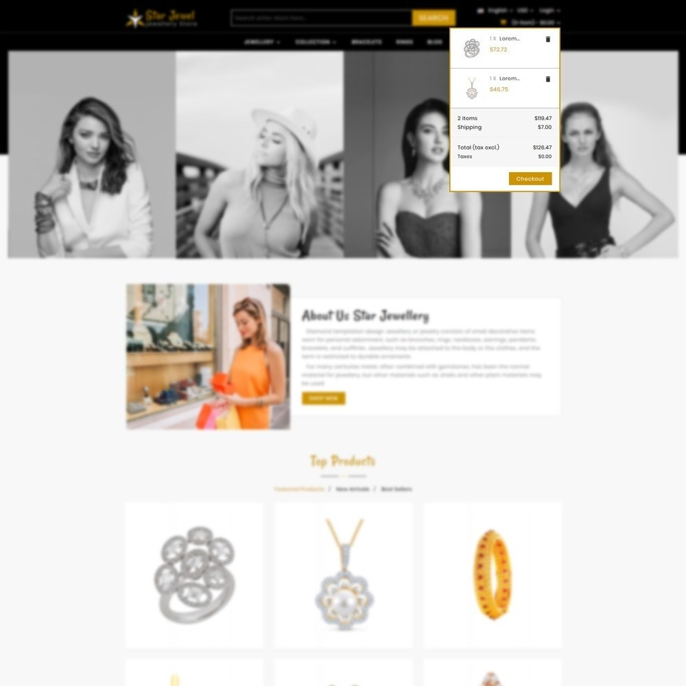 theme - Sieraden & Accessoires - jewellery store - 7