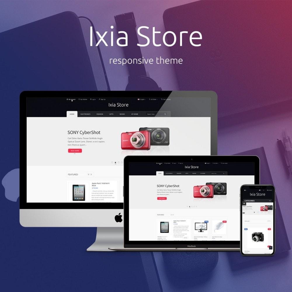 theme - Электроника и компьютеры - Ixia - Магазин Электроники - 1