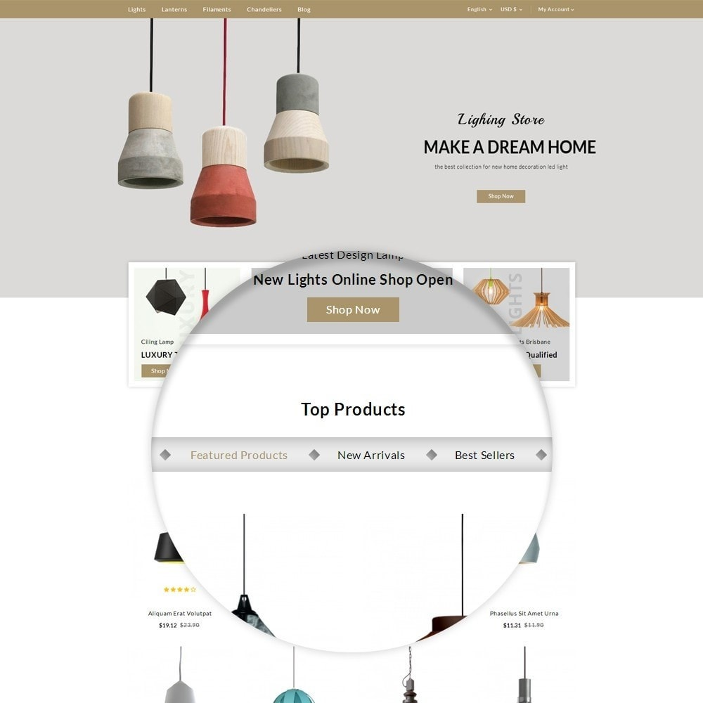 theme - Home & Garden - Lightness Store - 11