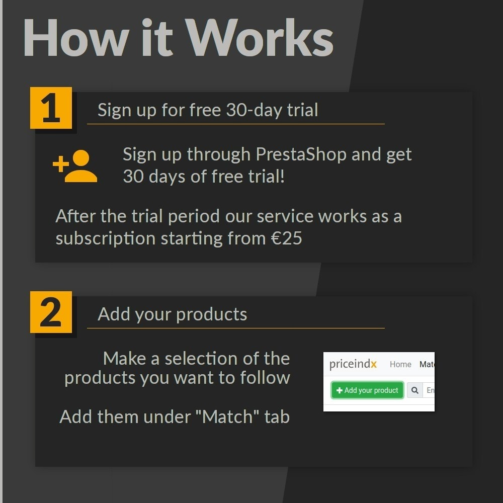 module - Analytics & Statistics - Price Portal - Dynamic pricing and Automated Analytics - 5