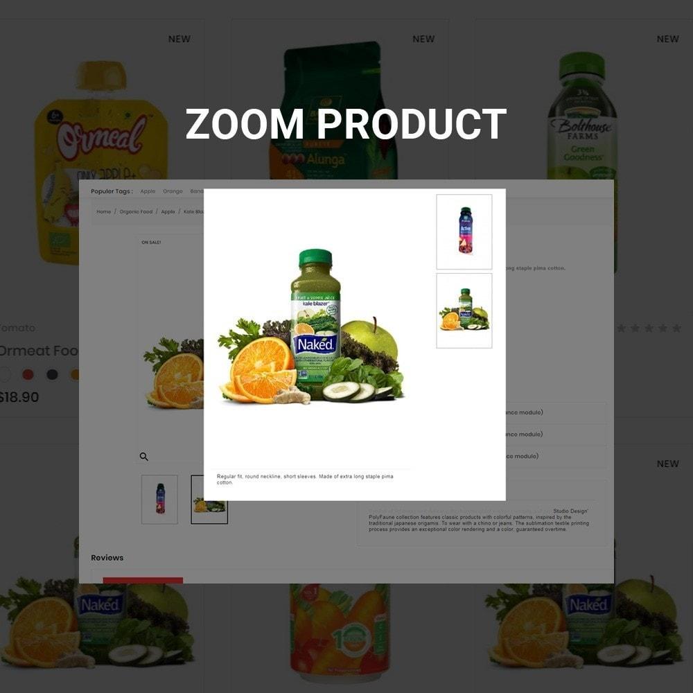theme - Alimentos & Restaurantes - FreshMart – Organic Mega Store - 6