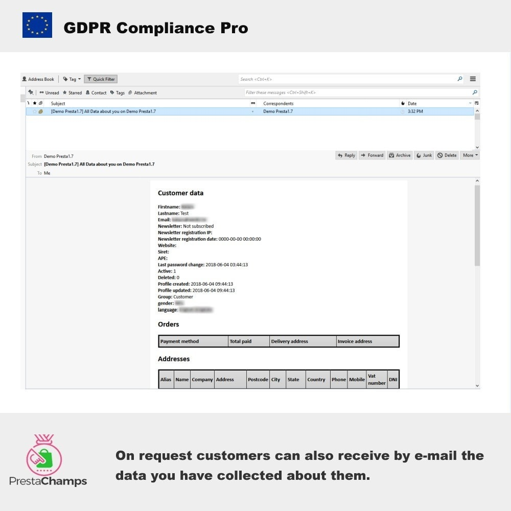 module - Legal - GDPR Compliance Pro - 18