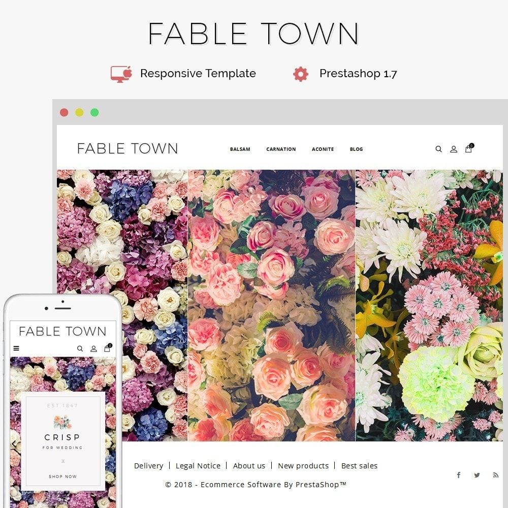 theme - Mode & Chaussures - Fabletown Demo Store - 1