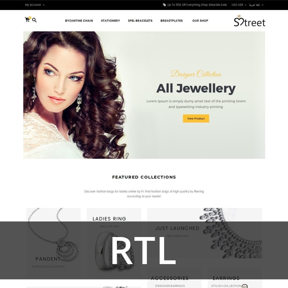 theme - Schmuck & Accesoires - Treet - The Jewelry Store - 2