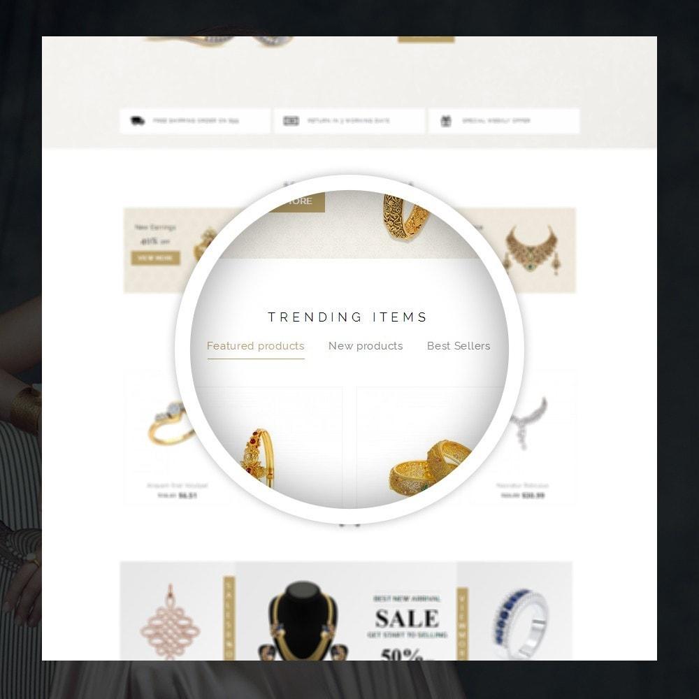 theme - Jewelry & Accessories - Fidelis - Jewelry Store - 9