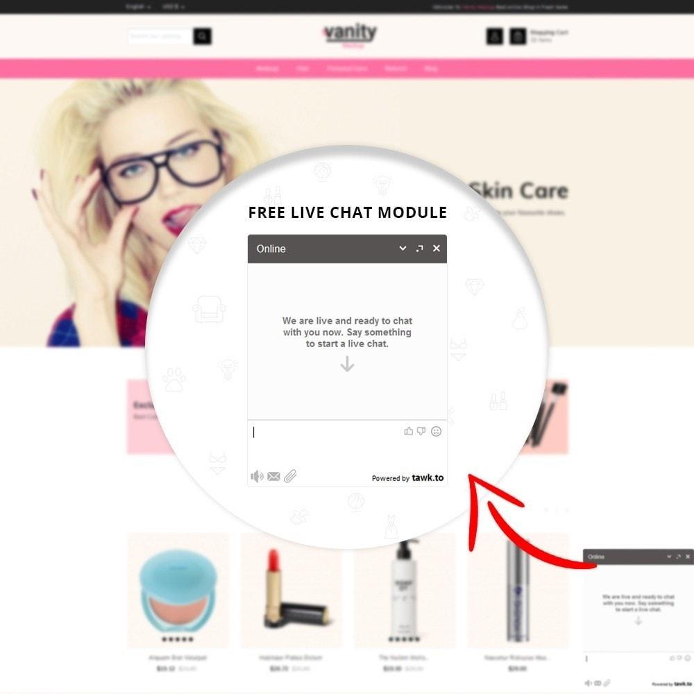 theme - Health & Beauty - Vanity - Mackup Store - 7