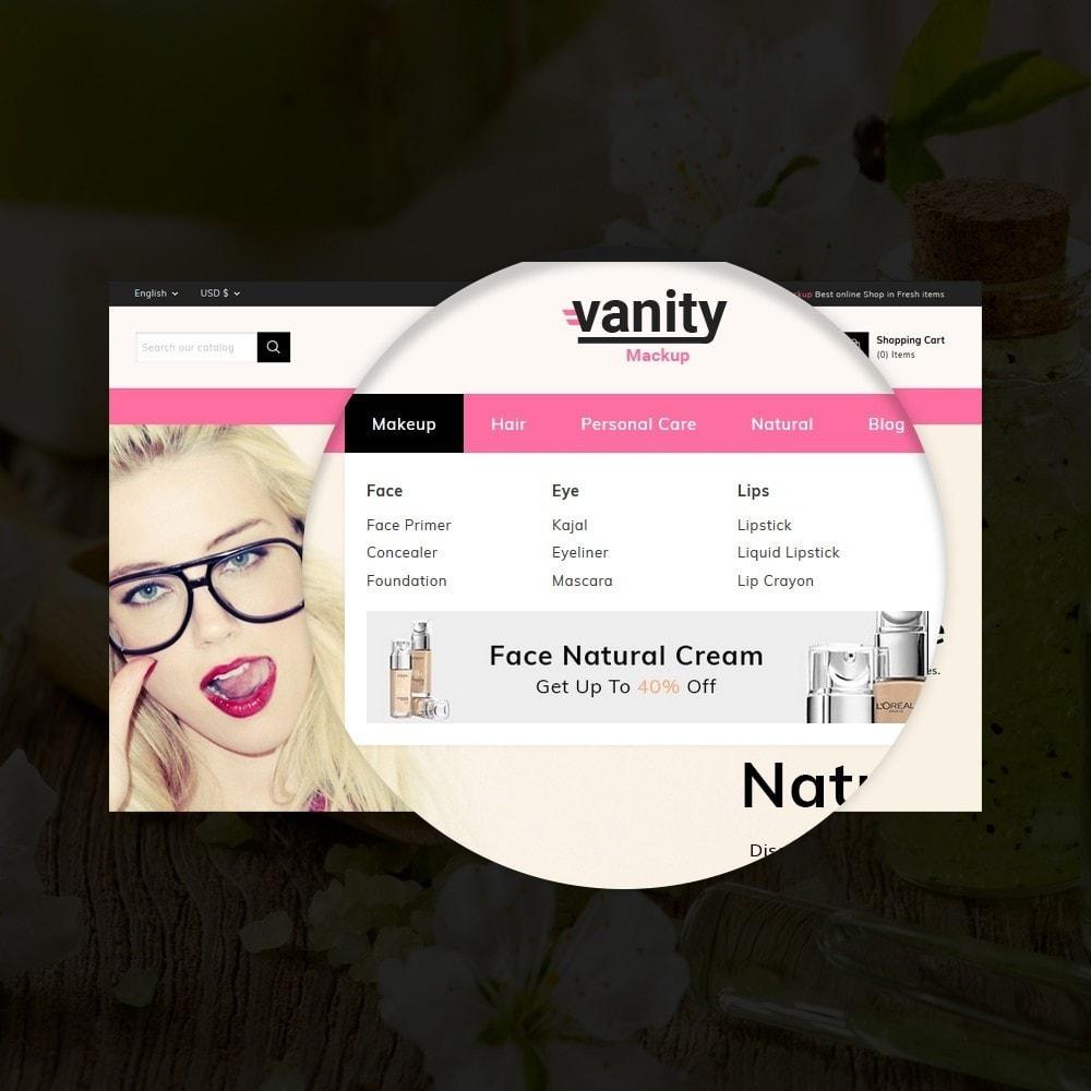 theme - Salud y Belleza - Vanity - Mackup Store - 10