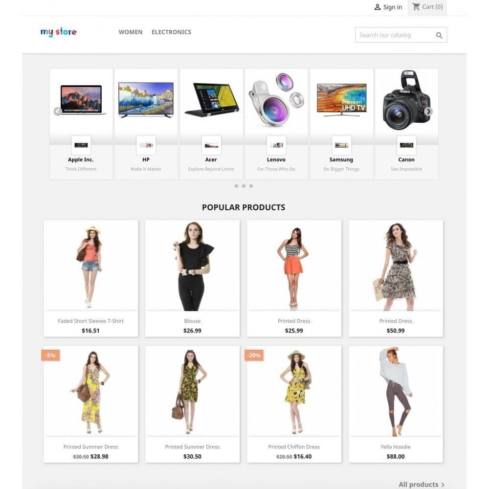 module - Бренды и производители - Brands Wall - 2