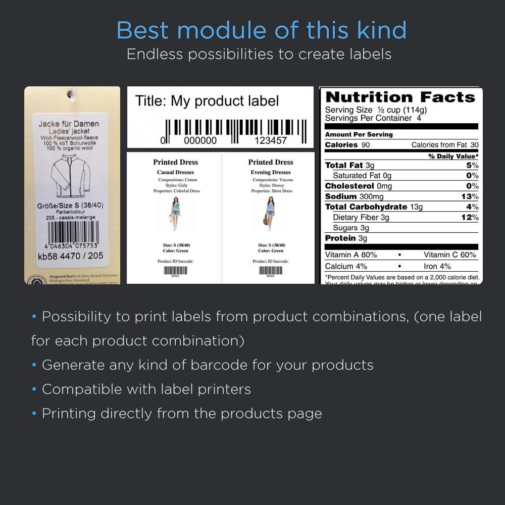 module - Preparation & Shipping - Print Product Labels Pro - 3