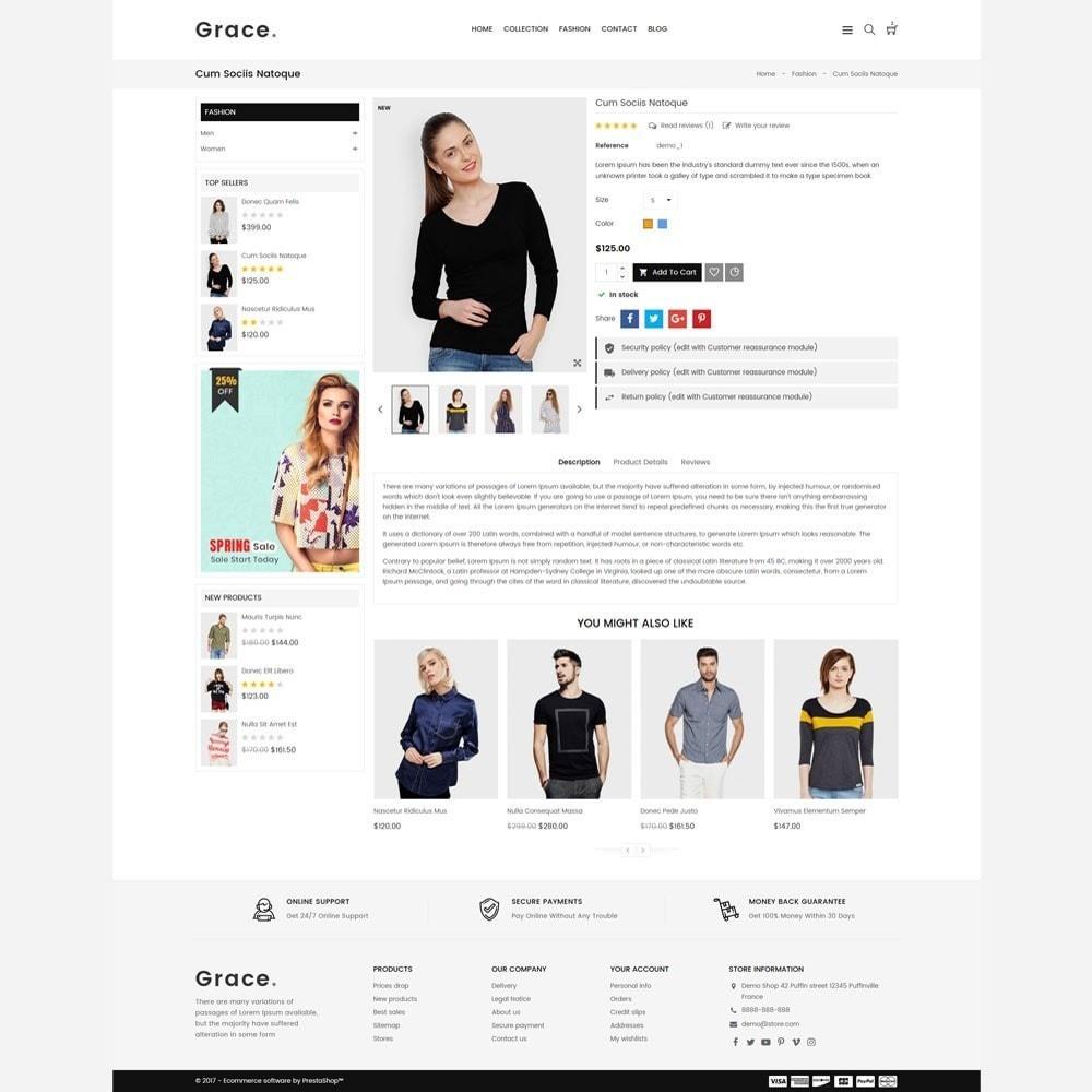 theme - Mode & Schoenen - Grace Fashion Store - 5
