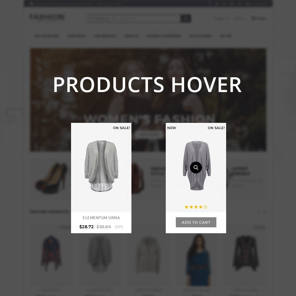 theme - Mode & Schuhe - Fashion Network - The Fashion Shop - 10