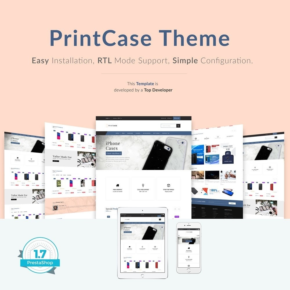 theme - Electronics & Computers - Print Case Collection - 1
