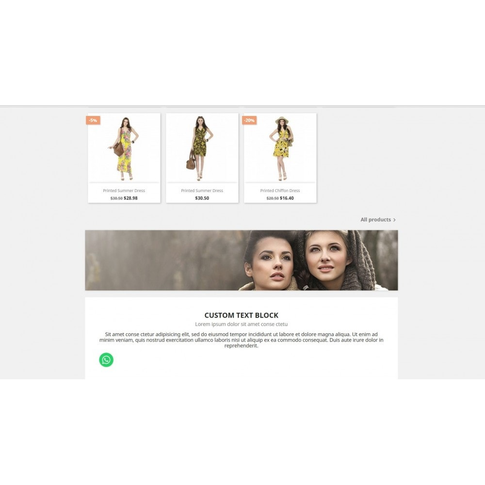 module - Ondersteuning & Online chat - Whatsapp MSG - 2