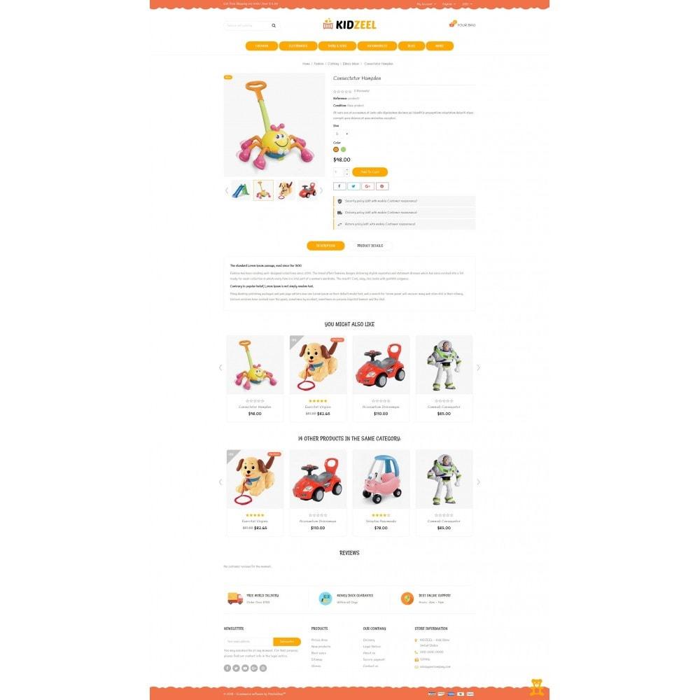 theme - Crianças & Brinquedos - KidZeel - Toys Store - 5