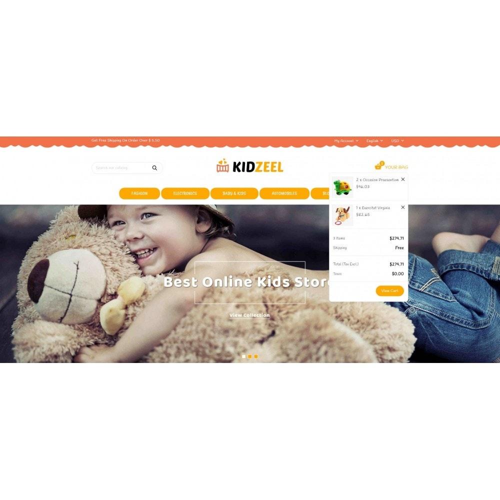 theme - Crianças & Brinquedos - KidZeel - Toys Store - 8