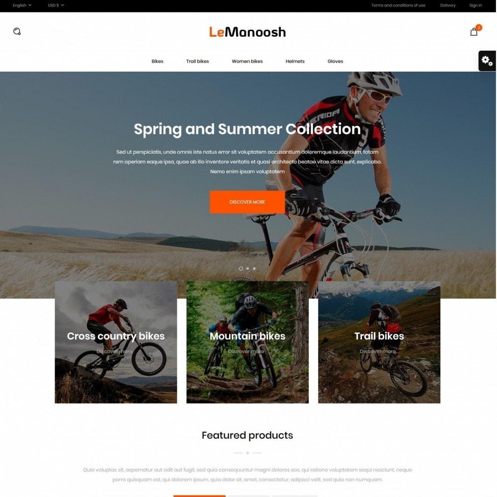 theme - Sport, Aktivitäten & Reise - LeManoosh - 2
