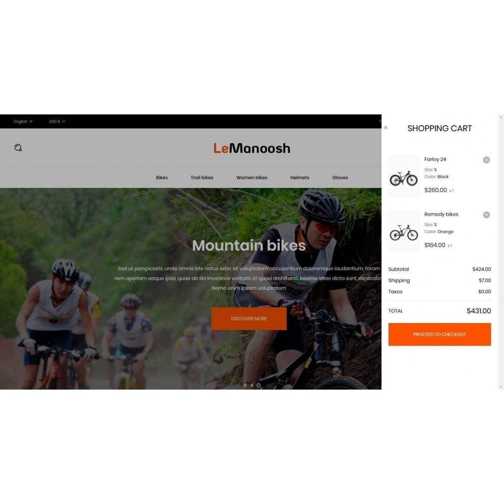 theme - Sport, Aktivitäten & Reise - LeManoosh - 7