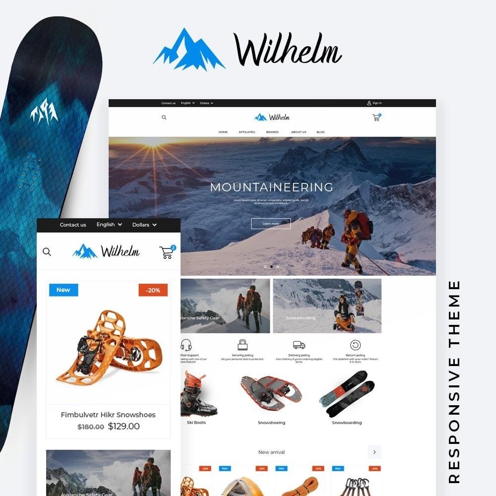 theme - Sport, Aktivitäten & Reise - Wilhelm - 1