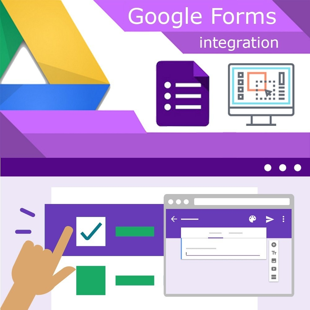 module - Contact Forms & Surveys - Google Forms Integration - 1