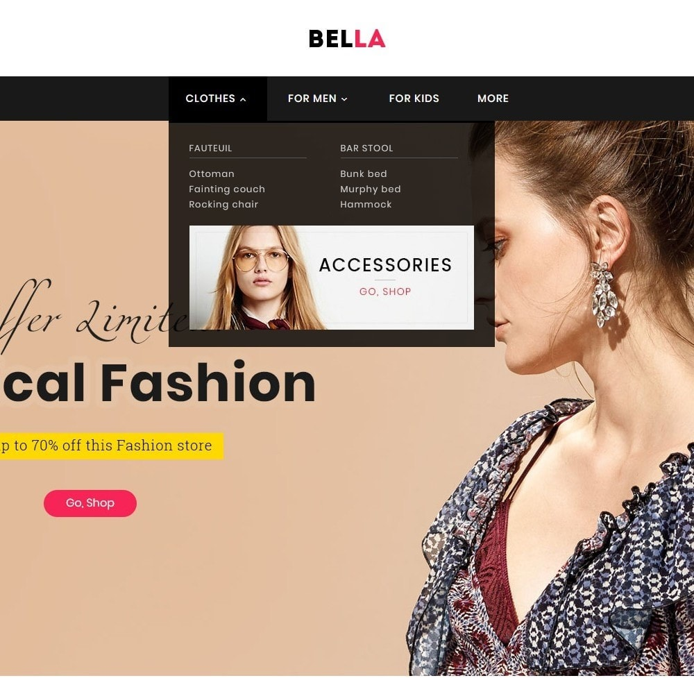 theme - Mode & Schuhe - Bella Fashion Apparels - 9