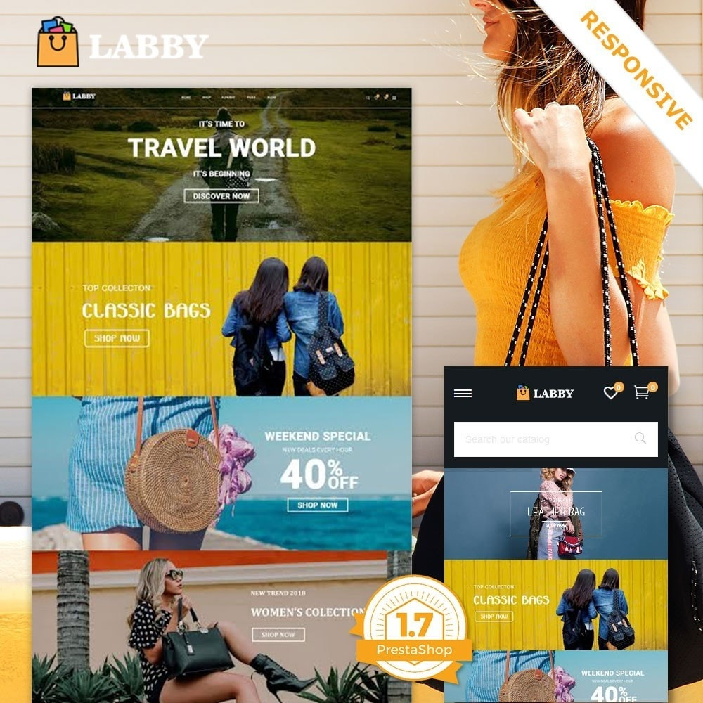 theme - Sieraden & Accessoires - Tas Parallax Store - 2