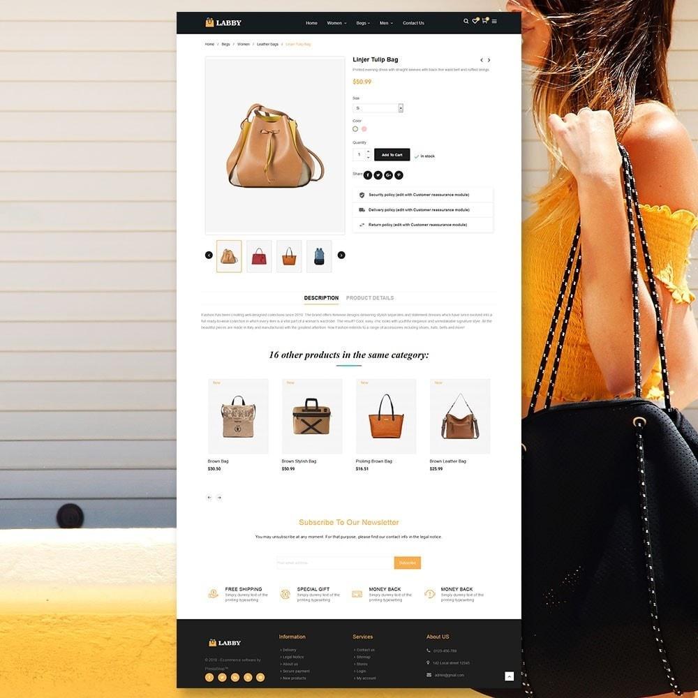 theme - Ювелирные изделия и Аксессуары - Сумка Parallax Store - 6