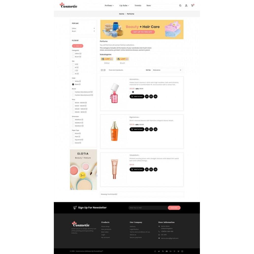 theme - Santé & Beauté - Beauty Cosmetics - 4