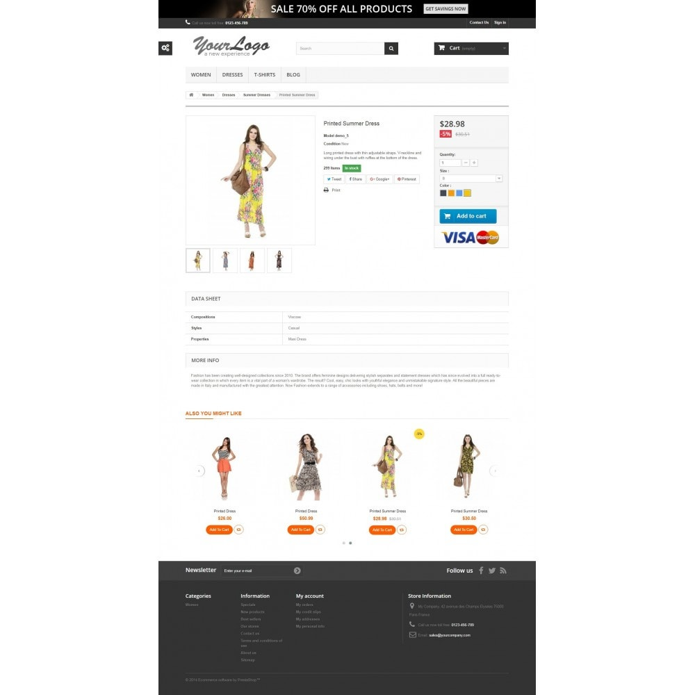 module - Sliders & Galeries - Responsive/Unlimited Product Slider Carousel Pro - 6