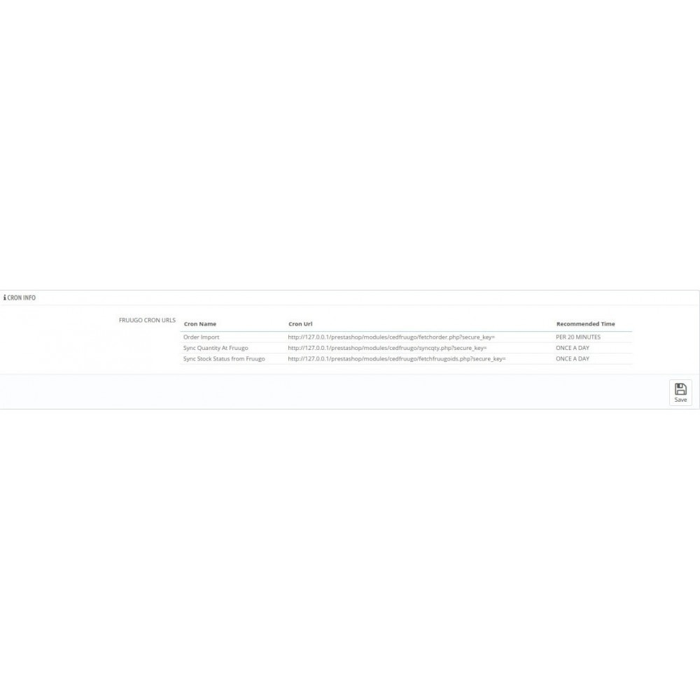 module - Revenda (marketplace) - Cedcommerce Fruugo Integration - 5