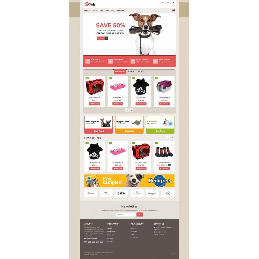 theme - Animali - VP_4pets Store - 2