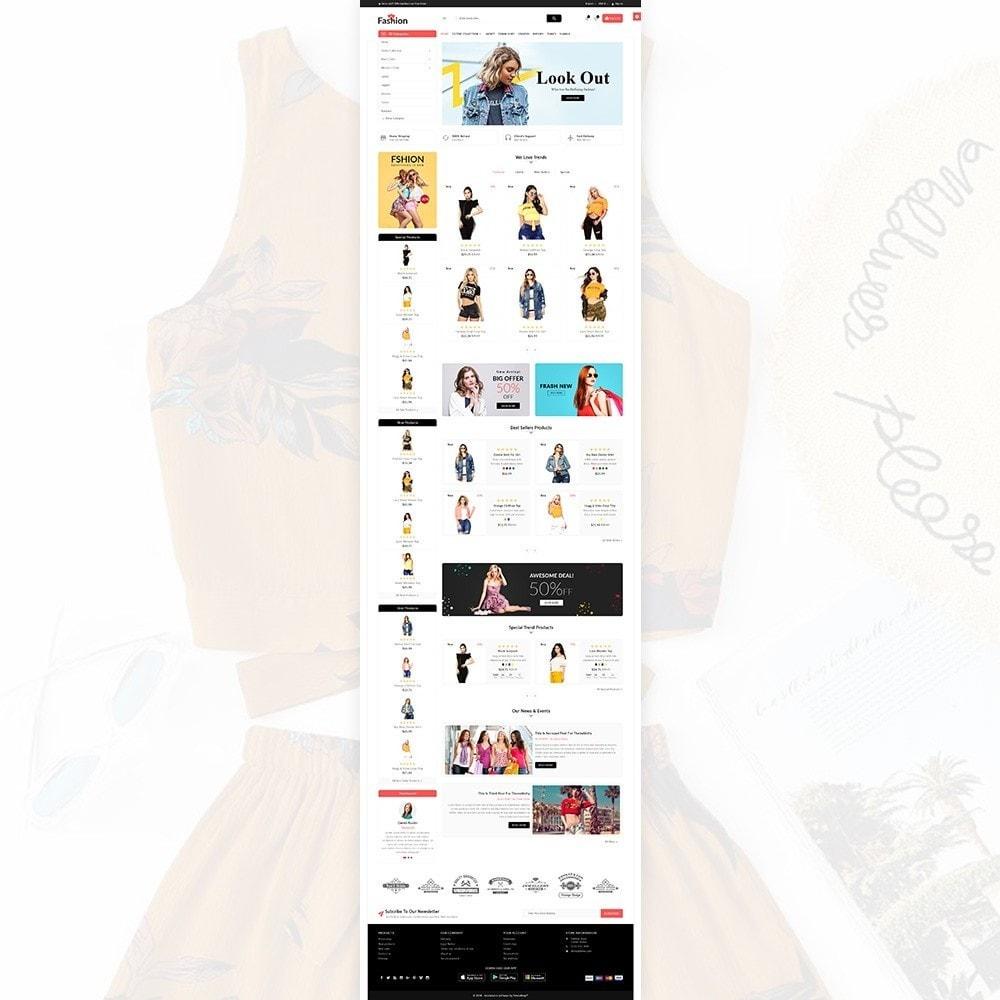 theme - Mode & Schuhe - Stylish Fashion Multi Store - 2