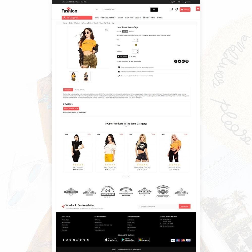 theme - Mode & Schuhe - Stylish Fashion Multi Store - 4