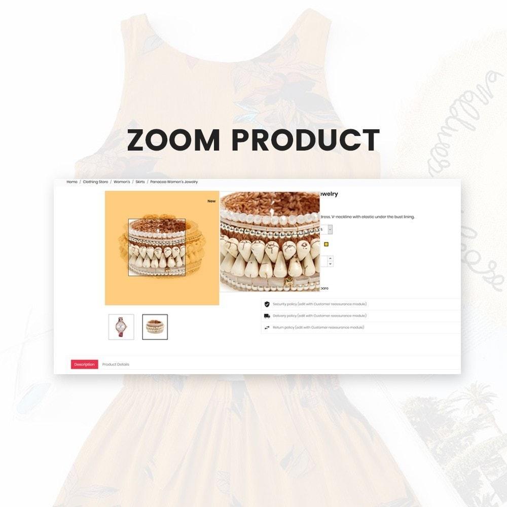 theme - Fashion & Shoes - Stylish Cloth Multi purpose Store - 7